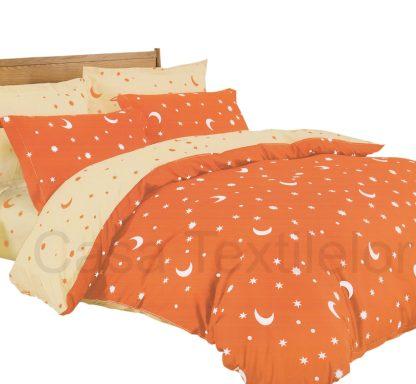 lenjerie de pat, 6 piese, bumbac, oradea