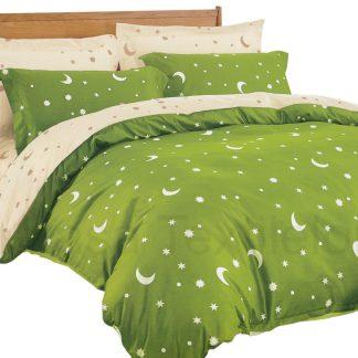 lenjerie de pat, 7 piese, bumbac, oradea
