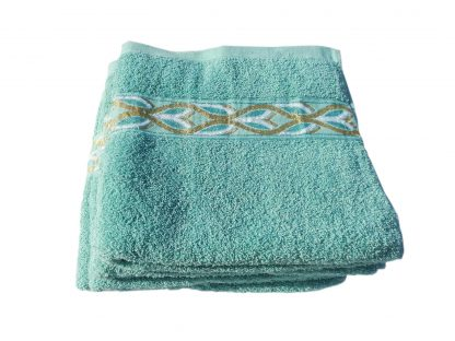 Prosoape baie cadou turcoaz