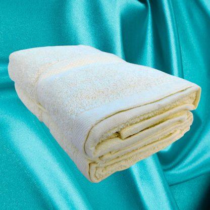 Prosoape albe crem deschis 50 cm x 100 cm