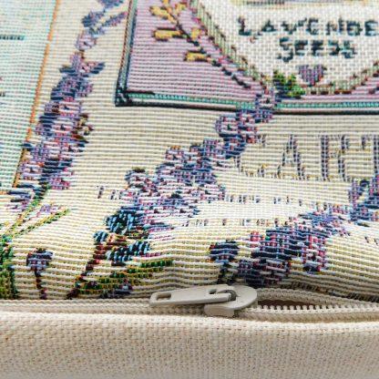 Fermoar fete de perna decorative cu lavanda