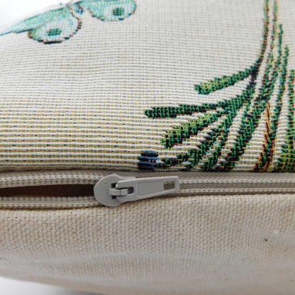 Fermoar fete de perna decorative cu lavanda 3