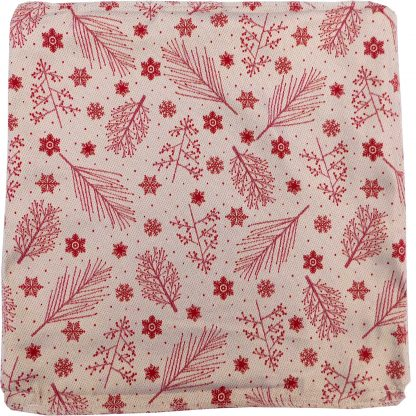 Fete de perna decorative cristale gheata, rosie