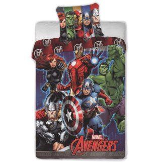 Lenjerie de pat Avengers Marvel