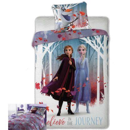 Lenjerie de pat Frozen 2 Believe In The Journey
