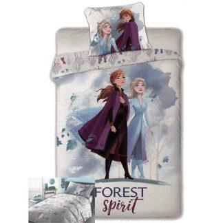 Lenjerie de pat magica Frozen 2 Spirit