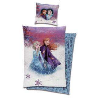 Lenjerie de pat Frozen 2 Inimioară