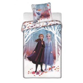 Lenjerie de pat magica Frozen 2