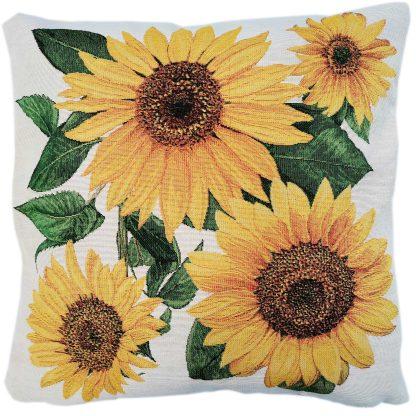 Fete de perne decorative cu floarea soarelui