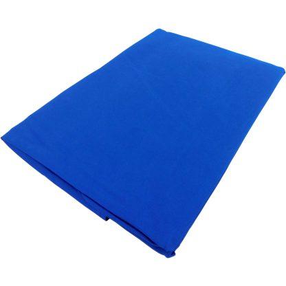 Cearșaf ( cearceaf ), albastru 100 cm x 200 cm. 160 cm x 200 cm