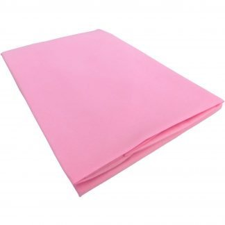 Cearșaf ( cearceaf ), roz 100 cm x 200 cm. 160 cm x 200 cm