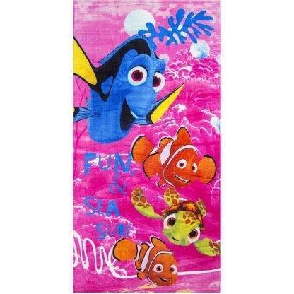 Prosop plaja copii Finding Dory, Nemo