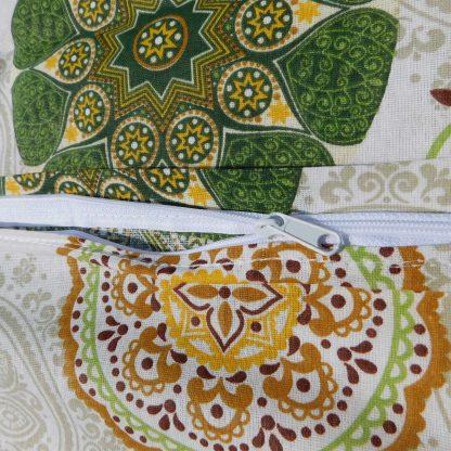 Fata de perna motiv traditional 70 cm x 70 cm