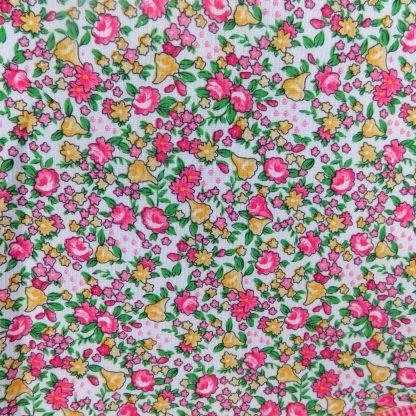 Set 2 sorturi bucatarie motiv floral