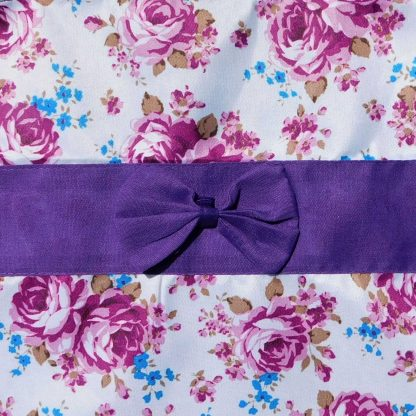 Sort de bucatarie bujori, violet, mov