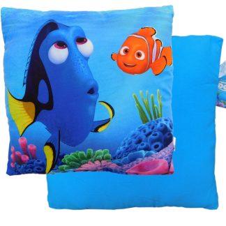 Perna decorativa pentru copii albastra, Finding Dory, Nemo