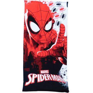 Prosop de plajă pentru copii Spider Man