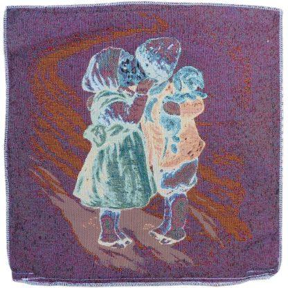 Fete de perna decorative copii craciun 2