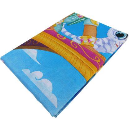 Lenjerie de pat pentru copii Shimmer and Shine, pachet