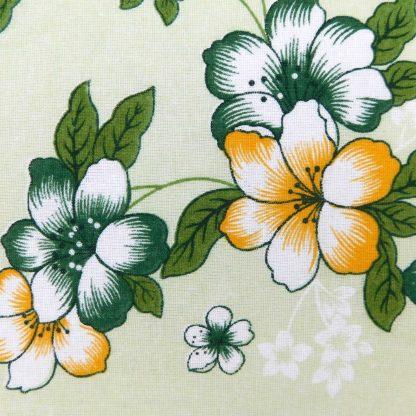 Fata de perna 70 cm x 50 cm, motiv floral 6 2
