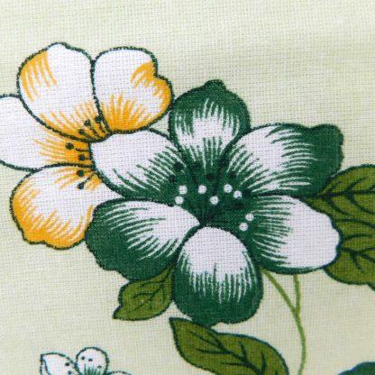 Fata de perna 70 cm x 50 cm, motiv floral 6 3