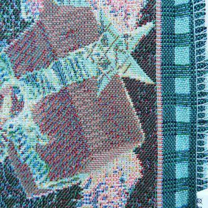 Fete de perna decorative cadouri si stelute de Craciun 4