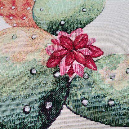 Fete de perne decorative cactusi infloriti