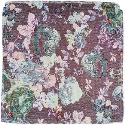 Fete de perne decorative cu bujori si flori asortate