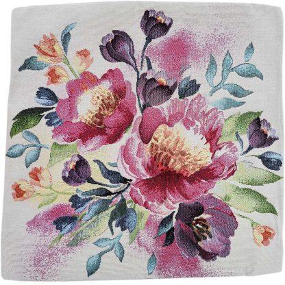 Fete de perne decorative flori asortate
