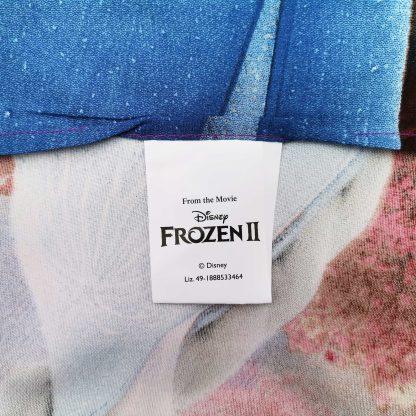 Lenjerie de pat pentru copii, Frozen, mov
