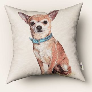 Fete de perne decorative, Chihuahua