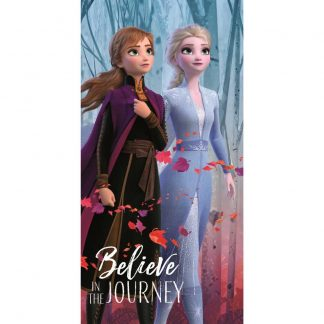 Prosoape de baie Frozen 2, Believe In The Journey