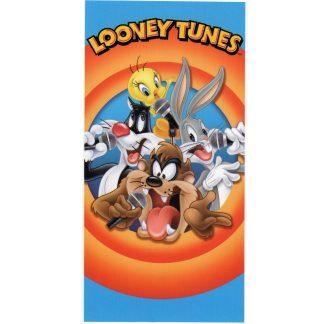 Prosoape de baie Looney Tunes, bumbac 70cm X 140cm