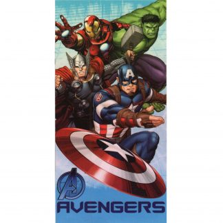 Prosop de baie Avengers, 70 cm x 140 cm